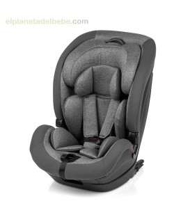 SILLA FLOW GR.1-2-3 ISOFIX 664 FLANELLE BE COOL