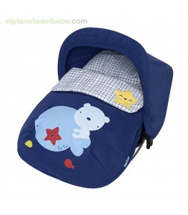 MINI SACO PRIMAVERA TINY BEAR TUC TUC