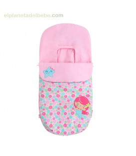 SACO PRIMAVERA LITTLE MERMAIDS TUC TUC