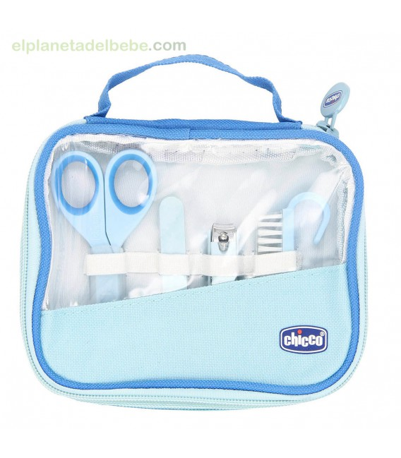 SET HAPPY HANDS AZUL CHICCO