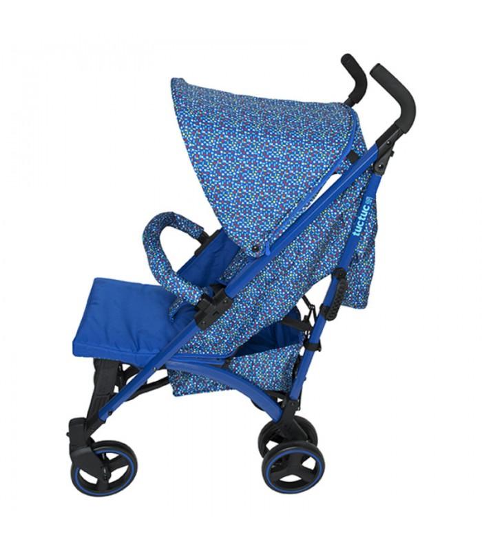 niños color azul Tuc Tuc Enjoy /& Dream Bolso para silla con paraguas