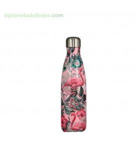 BOTELLA INOX FLAMINGO 500 ML CHILLY