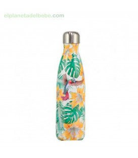 BOTELLA INOX TROPICAL COLIBRI 500 ML CHILLY