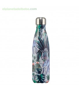 BOTELLA INOX TROPICAL ELEFANTE 500 ML. CHILLY