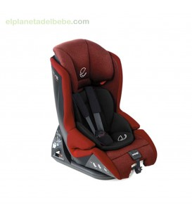 SILLA I-DRIVE T57 RED BEING JANE (GR 1-2-3)