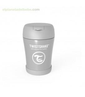 TWISTSHAKE TERMO SOLIDOS 350 ML GRIS PASTEL
