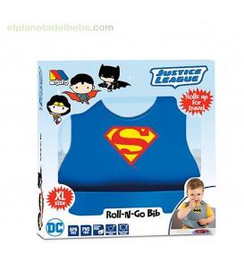 BABERO SILICONA SUPERMAN MOLTO