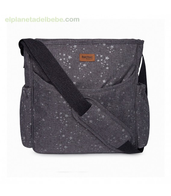 BOLSO SILLA PARAGUAS WEEKEND CONSTELLATION GRIS TUC TUC