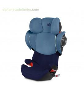 SILLA DE AUTO ELIAN FIX SAPPHIRE BLUE/MARINO GB