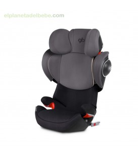 SILLA AUTO ELIAN FIX SILVER FOX /GRIS GB