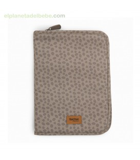 PORTA DOCUMENTOS GRANDE NATURAL BEIGE TUC TUC