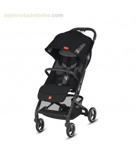 SILLA DE PASEO QBIT+ ALL CITY VELVET BLACK