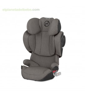 SOLUTION Z FIX PLUS SOHO GREY CYBEX
