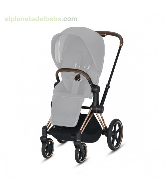 PRIAM CHASIS ROSEGOLD 2020 CYBEX
