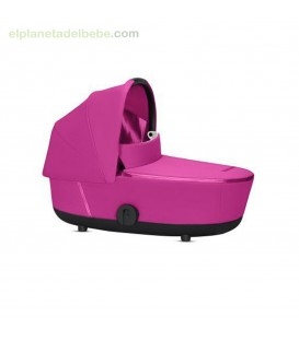 PRIAM CAPAZO LUX FANCY PINK CYBEX