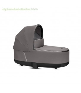 PRIAM CAPAZO LUX MANHATTAN GREY CYBEX