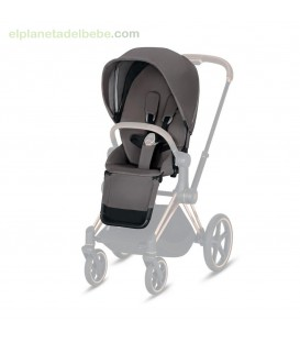 PRIAM SEAT PACK MANHATTAN GREY CYBEX