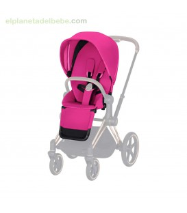 PRIAM SEAT PACK FANCY PINK CYBEX
