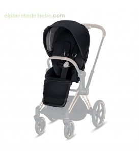 PRIAM SEAT PACK PREMIUM BLACK CYBEX