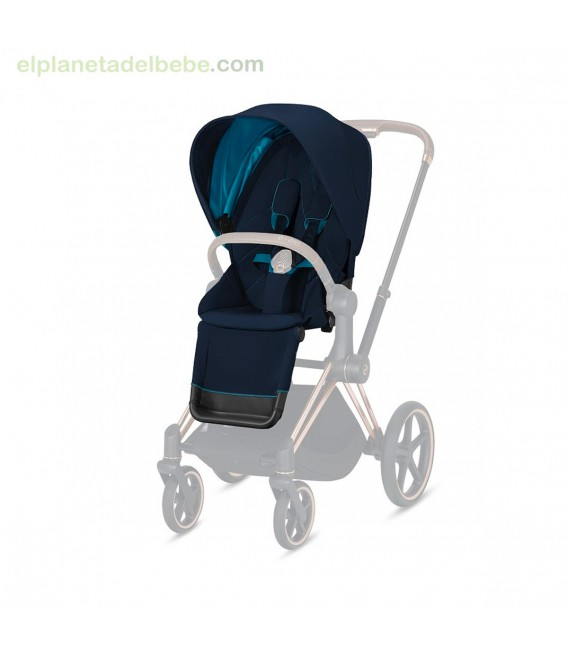 PRIAM SEAT PACK MOUNTAIN BLUE CYBEX