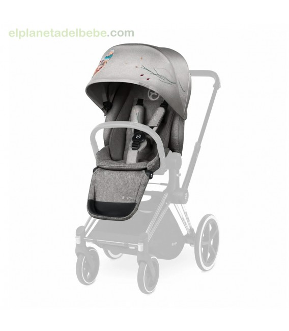 PRIAM SEAT PACK KOI / MID GREY CYBEX