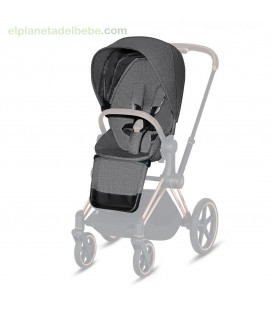 PRIAM SEAT PACK MANHATTAN GREY PLUS CYBEX