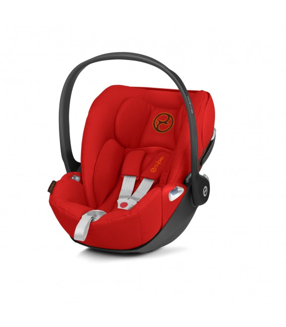 CLOUD Z I-SIZE AUTUMN GOLD / BURNT RED CYBEX