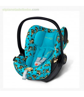 CLOUD Z I-SIZE JEREMY SCOTT CHERUBS BLUE CYBEX