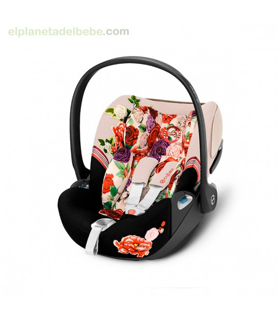 CLOUD Z I-SIZE SPRING BLOSSOM LIGHT CYBEX
