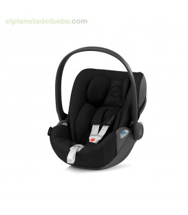 CLOUD Z I-SIZE PLUS DEEP BLACK / BLACK CYBEX