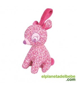 PELUCHE MUSICAL NATURAL BERRIES TUC TUC