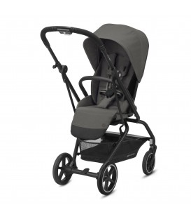 EEZY S TWIST +2 BLK SOHO GREY CYBEX