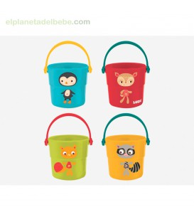 CUBOS ANIMALITOS TOP TOYS
