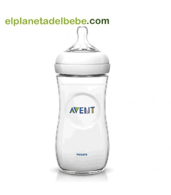 Biberón natural 330 ml Avent