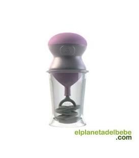 Mezclador Onctuo pastel rosa de Beaba