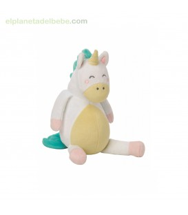 PELUCHE MR WONDERFUL UNICORNIO SARO