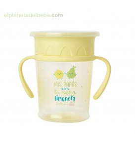 TAZA CON ASA MR WONDERFUL LA PERA LIMONERA SARO