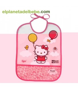 Babero Hello Kitty Tigex.