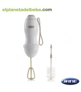 Mezclador leche cepillo limpiador Jané