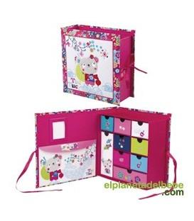 Caja Tesoros Kimono Niña Tuc Tuc