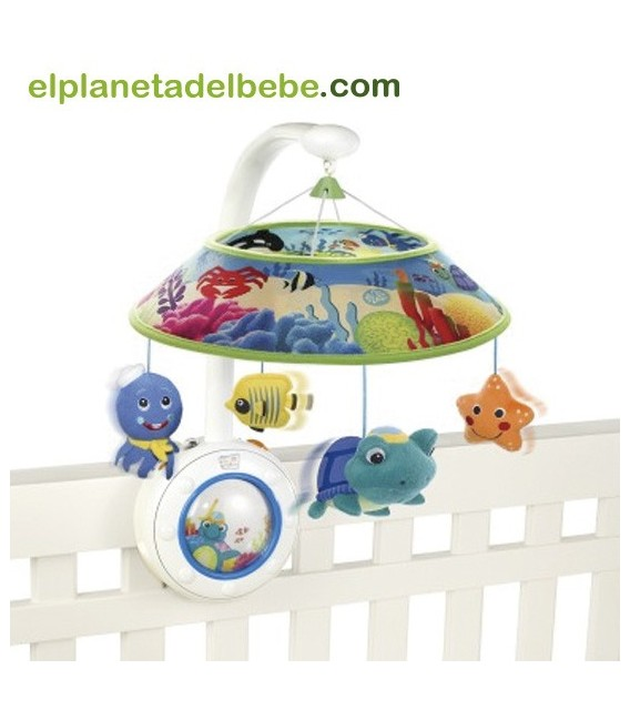 Movil Sweet Sea de Baby Einstein