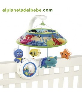MUSICAL MOVIL SWEET SEA BABY EINSTEIN