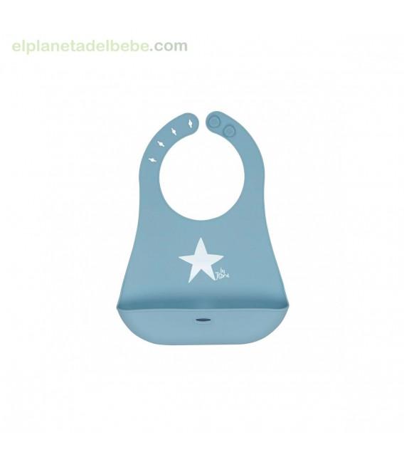 BABERO SOFT SNAP ENROLLABLE T49 AQUAREL BLUE JANE