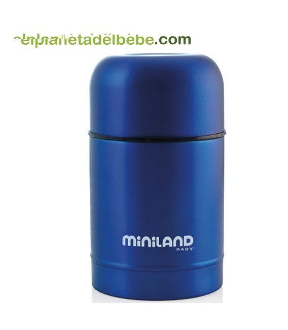 Termo food colour Blue 600 ML de Miniland