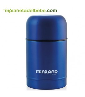 FOOD COLOUR TERMO BLUE 600ML MINILAND