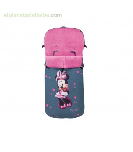 SACO CARRO UNIVERSAL MINNIE BLOSSSONS INTERBABY