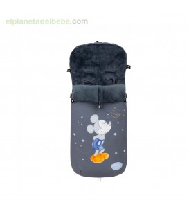 SACO CARRO UNIVERSAL MICKEY MOON INTERBABY