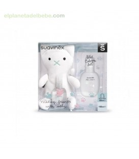 SET COLONIA 100ML + 50ML CON GATITO SUAVINEX