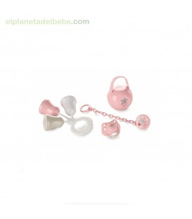 SET REGALO STAR T51 BOHO PINK JANE