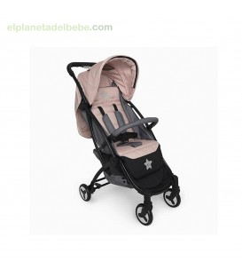 SILLA LIGERA PLAIN CONSTELLATION ROSA TUC TUC